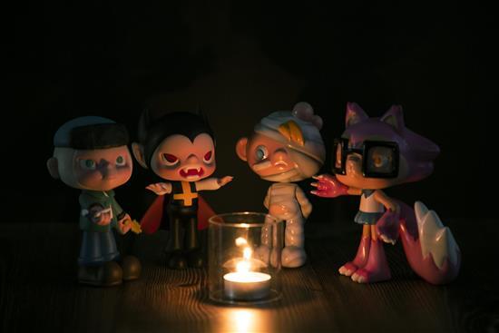 Baby Halloween 寶貝萬聖節 設計師公仔 潮流玩具