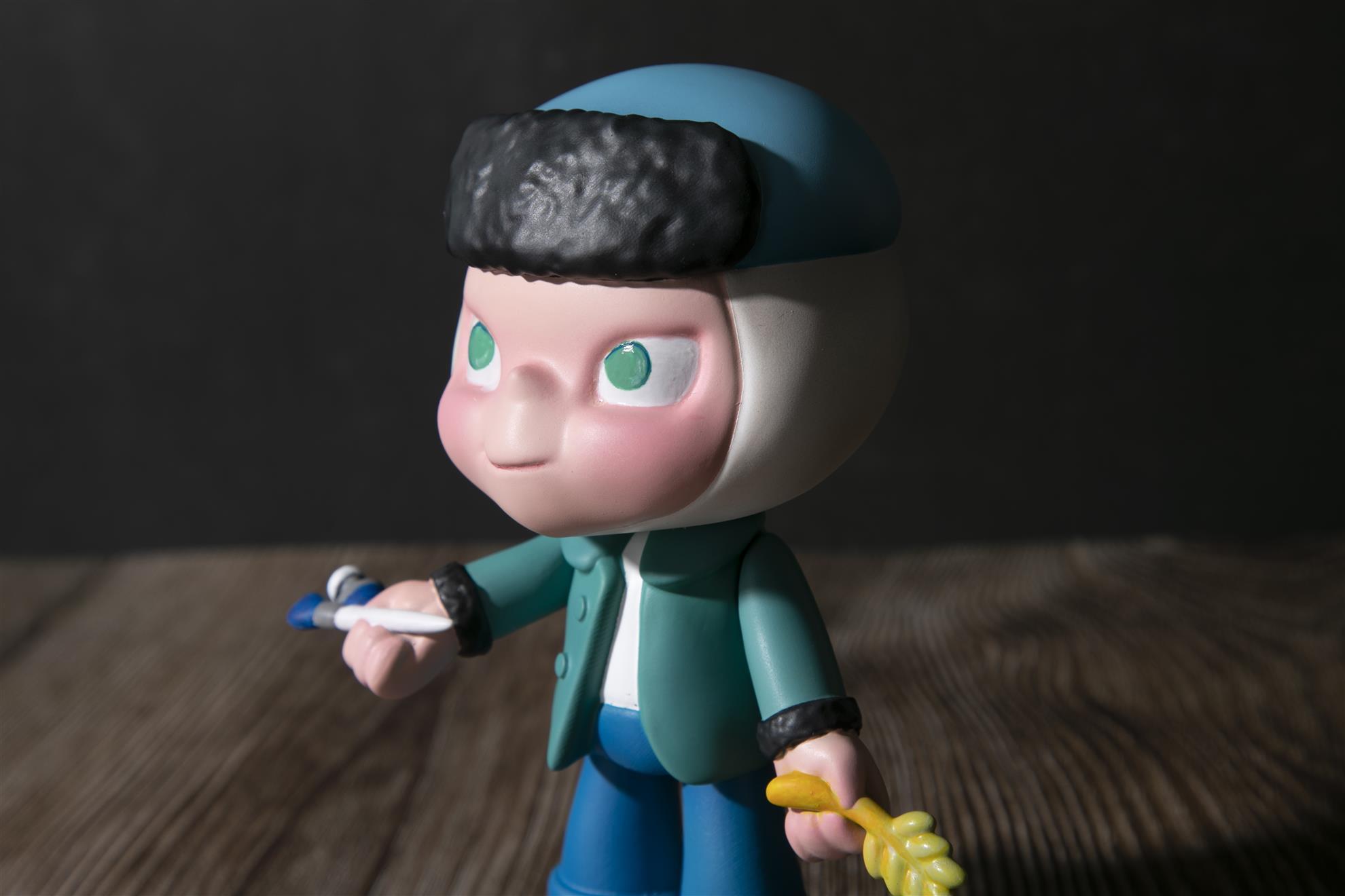 Baby halloween  halloween  梵谷 Vango  潮流玩具 設計師公仔