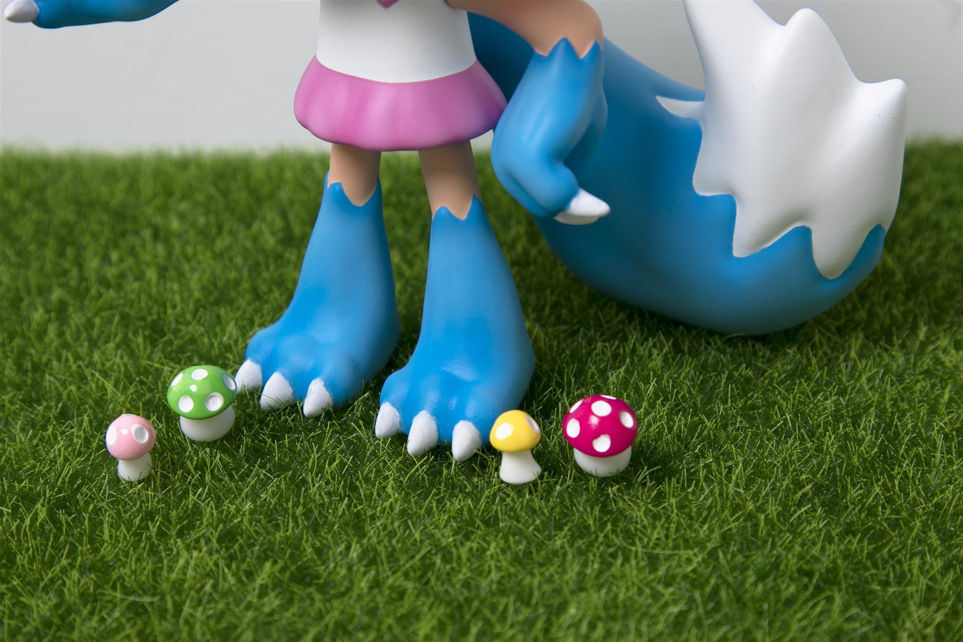 狼人--【碧兒】Bitten 狼人 狼女 萬聖節 寶貝萬聖節  Baby halloween  Designer toy 設計師玩具