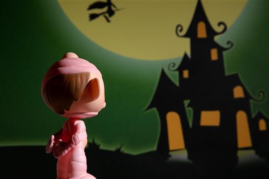 初戀的粉色系 粉紅 瑪米 寶貝萬聖節 Baby halloween