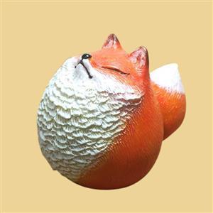 肥狐 橘色設計師-大腹 的搞怪療癒商品 原型/模型/公仔創作